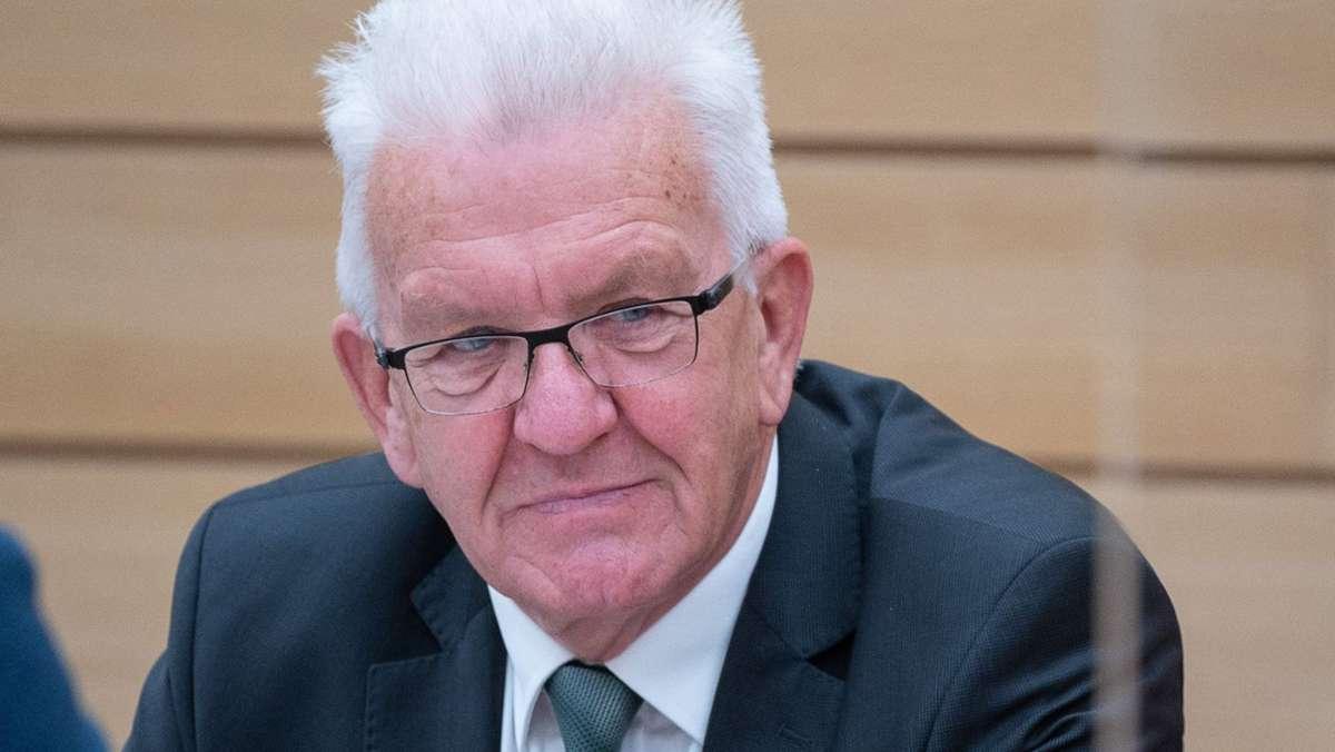 """Kretschmann hat """"Bauchschmerzen"""""""