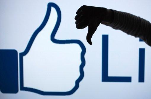 Facebook steht in Deutschland am Pranger