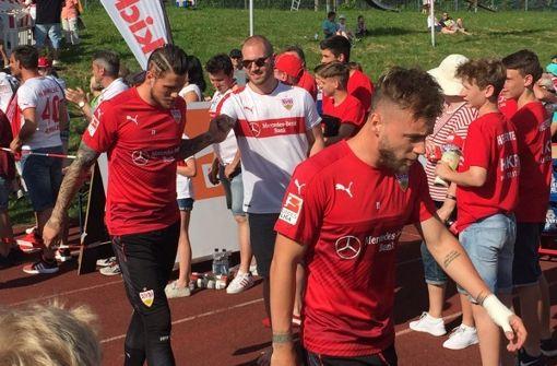 VfB verliert mit 2:4 bei Amateuren aus Hohenlohe
