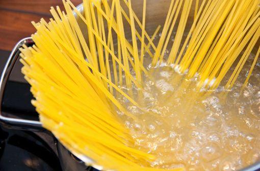 So verklebt die Pasta nicht mehr