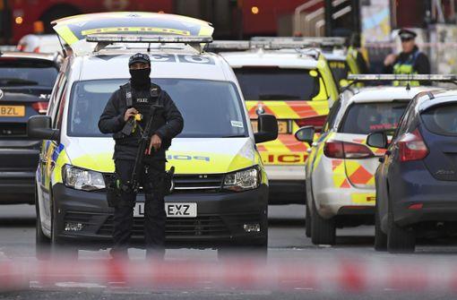 Polizei geht von Terrorattacke aus