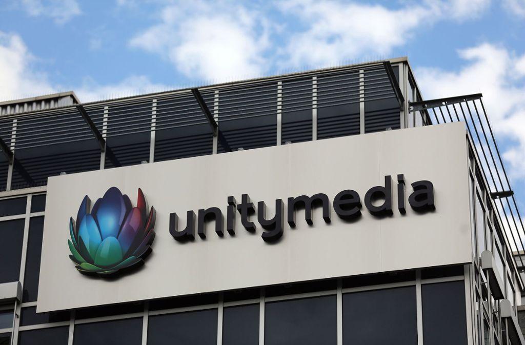 Erst kürzlich waren Kunden von Unitymedia verärgert. Foto: dpa