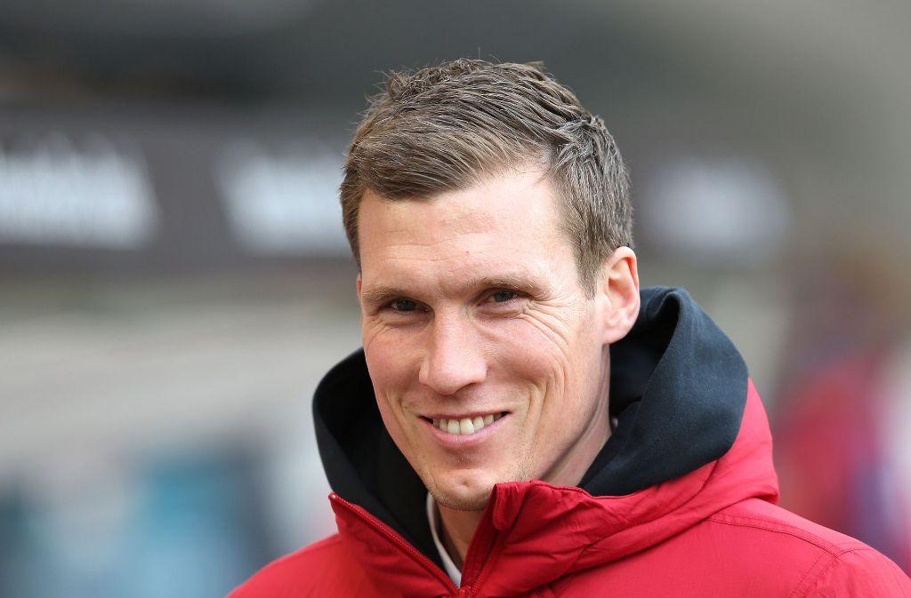 Hannes Wolf hat als Trainer des VfB Stuttgart viel Gründe zur Freude. Den BVB bekommt er trotzdem nicht ganz aus dem Kopf. Foto: Pressefoto Baumann
