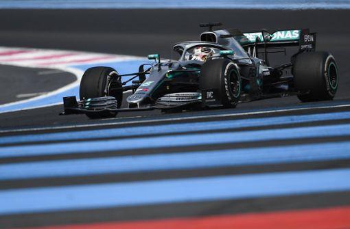 Hamilton gewinnt auch in Frankreich -Vettel Fünfter