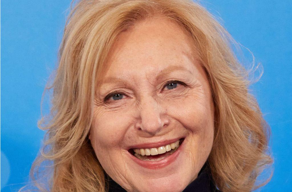 Bekannt für ihr Gradlinigkeit: die siebzigjährige Maren Kroymann Foto: dpa/Georg Wendt