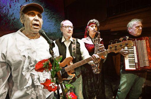 Musiker stirbt auf der Bühne