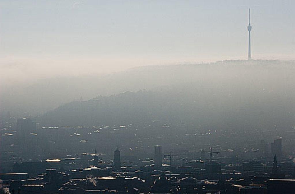 Im Stuttgarter Kessel werden 2020 1,6 Prozent mehr Menschen leben als jetzt. Foto: Leserfoto: wolfgangs