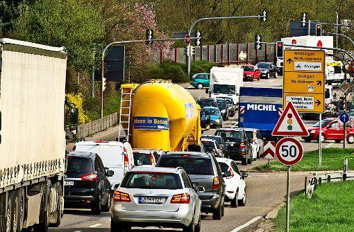 Region Stuttgart blitzt beim Verkehrsminister ab