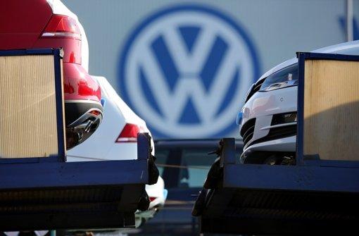 Acht Millionen Dieselwagen in der EU betroffen