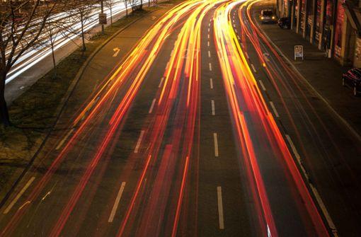 Rekordwerte bei der Kontrolle des Fahrverbots