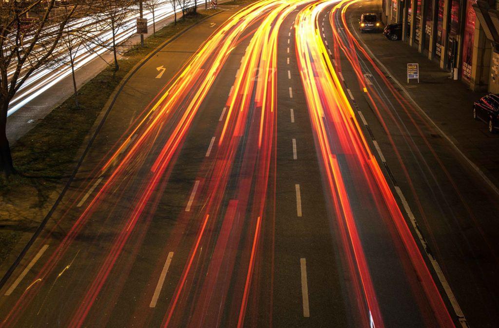 Die bislang niedrigste Zahl der Fahrverbotsverstöße wurde im Juli festgestellt. Foto: Lichtgut/