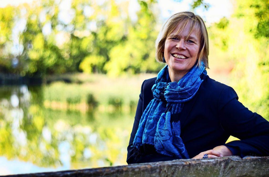 Birte Stährmann, geboren 1967, ist in Flensburg aufgewachsen. Möhringen ist ihre Wahlheimat. Foto: privat