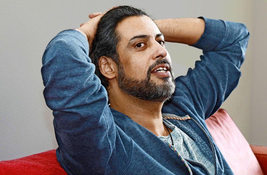Abbas Khider stattet seine  Figuren mit Galgenhumor aus. Foto: imago/Eßling