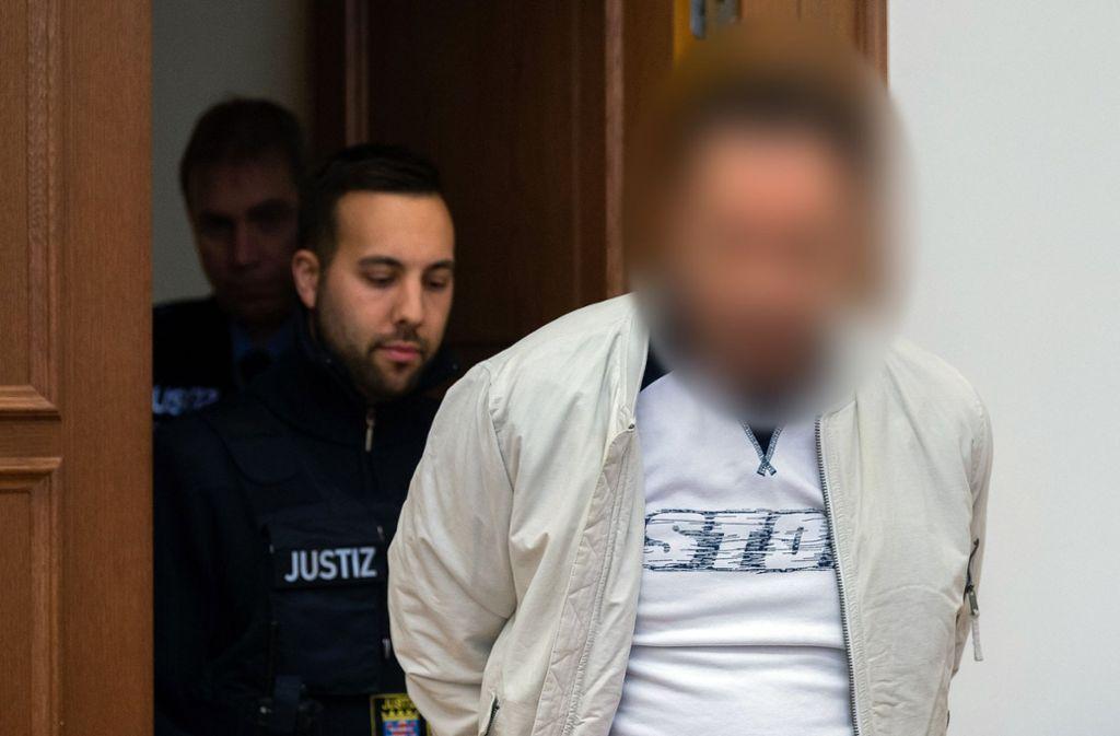 Der Angeklagte im Entführungsfall Würth wurde freigesprochen (Archivbild). Foto: dpa