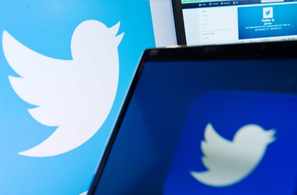 """Zugangsdaten von Twitter-Nutzern stehen im """"Darknet"""" zum Verkauf. Foto: AFP"""