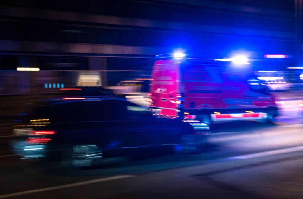 Ein Arbeiter ist auf einer Baustelle in Stuttgart-Untertürkheim bei einem Unfall schwer verletzt worden. Foto: Lichtgut/Max Kovalenko
