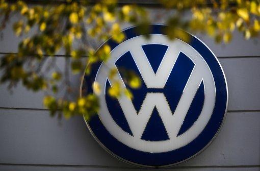 Volkswagen stimmt Vergleich zu