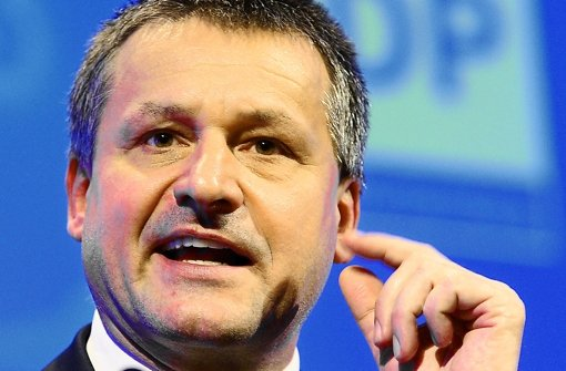 FDP-Fraktionschef Hans-Ulrich Rülke verlangt mehr Transparenz. Foto: dpa
