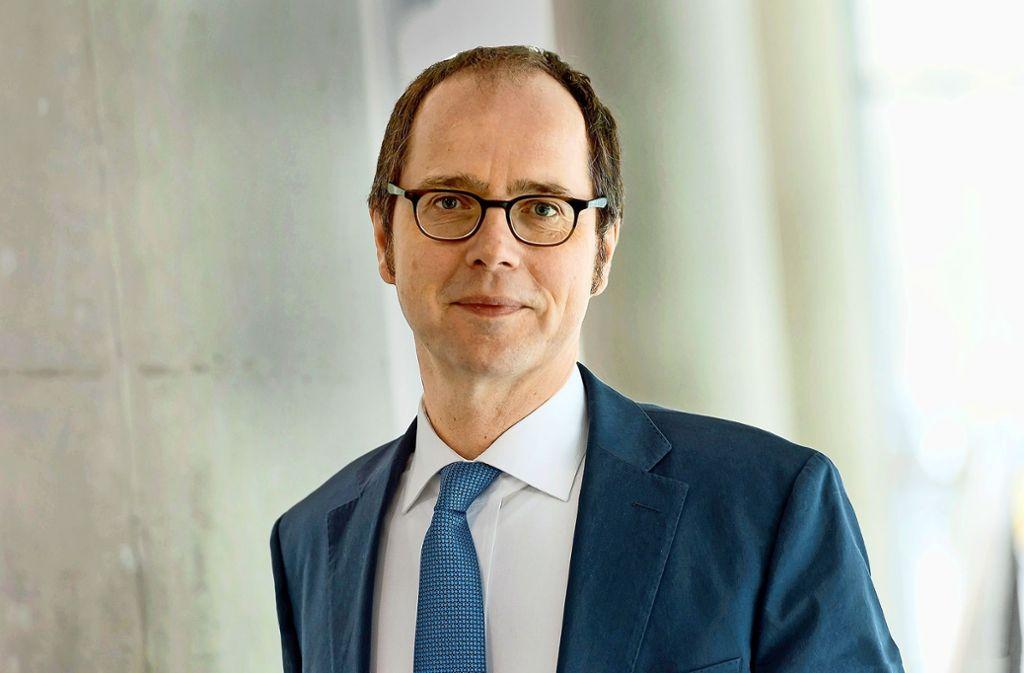 Jan Büttner mahnt den Sender, sich nicht weiter zu zerstreiten. Foto: SWR