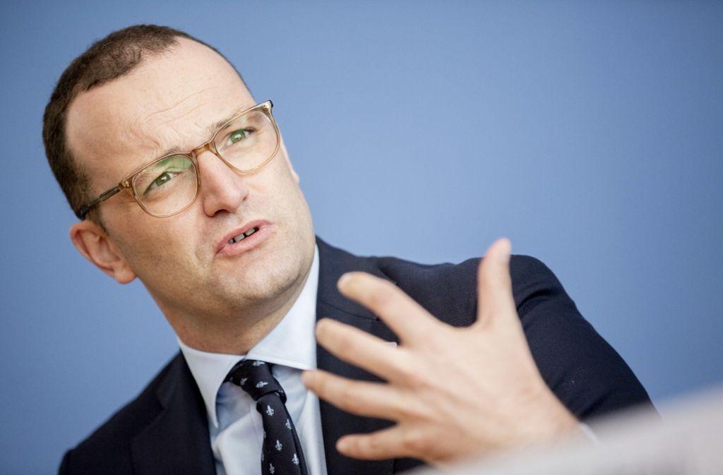 Gesundheitsminister Jens Spahn will die Zahl der Organspender durch die Reform erhöhen. Foto: dpa