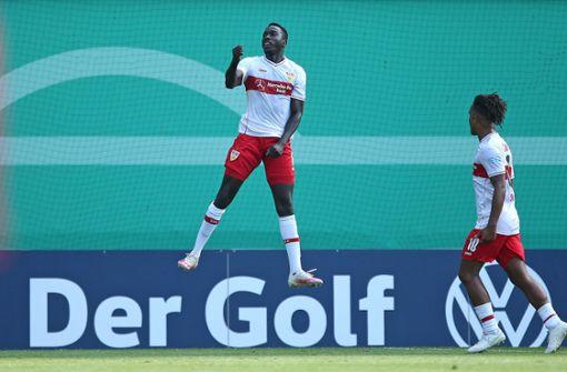 Ein Treffer reicht – VfB in der nächsten DFB-Pokalrunde