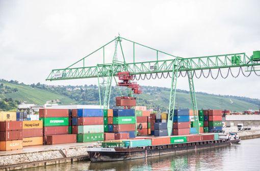 Der Hafen soll grüner werden