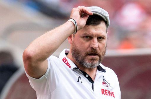 Fußball-Spruch des Jahres kommt von Köln-Trainer