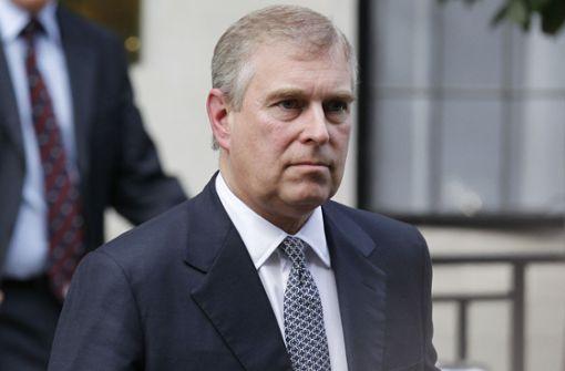 Opfer-Anwältin: Prinz Andrew soll unter Eid aussagen
