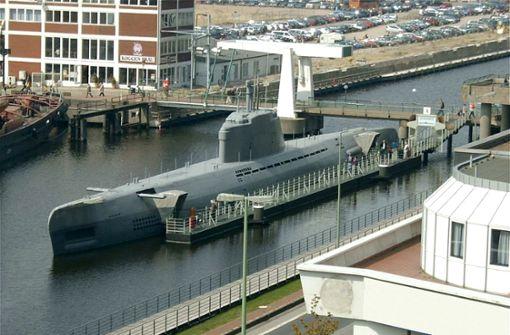 Wrack von seltenem U-Boot aus NS-Zeit gefunden