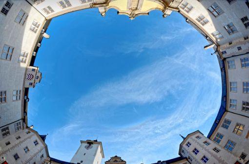 Bad Mergentheim, Hauptstadt  des Deutschen Ordens
