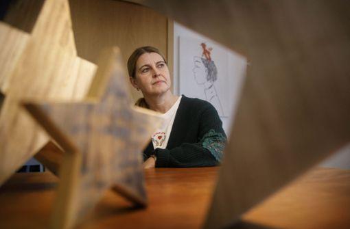 Silke Müller schenkt anderen Zeit