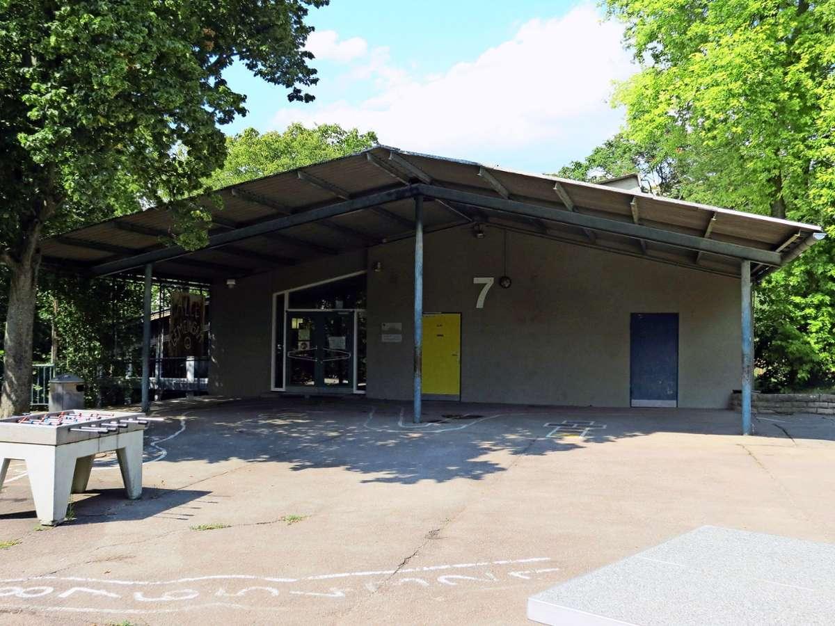 Bald gibt es an der Haldenrainschule keinen Unterricht mehr. Foto: Bernd Zeyer