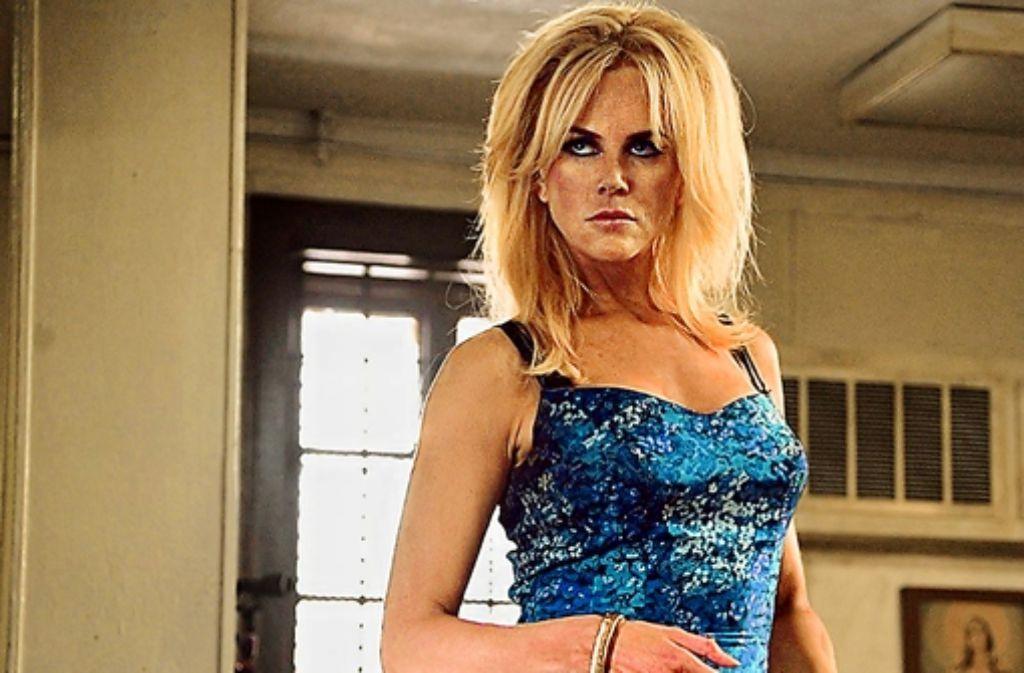 Auch Nicole Kidman feiert ein Comeback: in dem US-Film Paperboy. Foto: Verleih