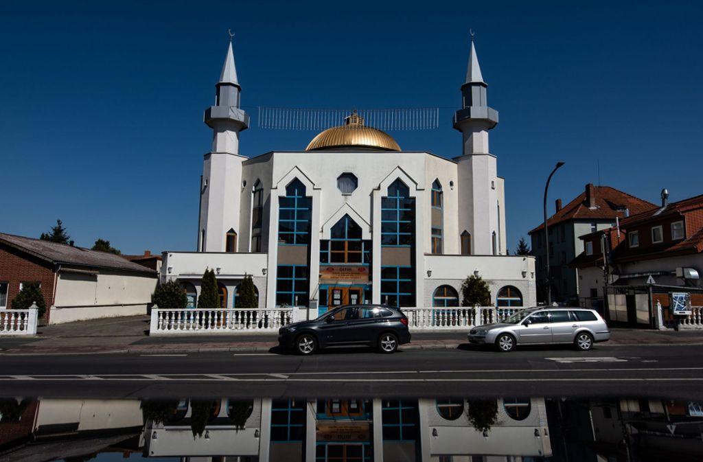 Eine Ditib-Moschee in Göttingen. Foto: dpa/Swen Pförtner