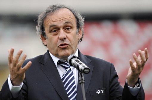 Die fixe Idee des Michel Platini