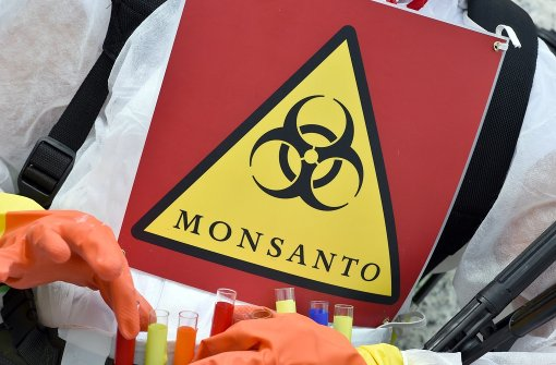 An Monsanto scheiden sich die Geister