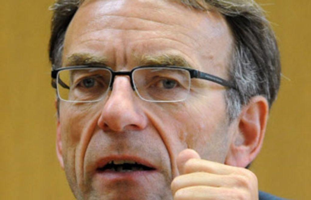Werner Wölfle: Die Grünen werden weiter da sein, als Verbindungsglied zwischen Bürgern und Politik. Foto: dpa