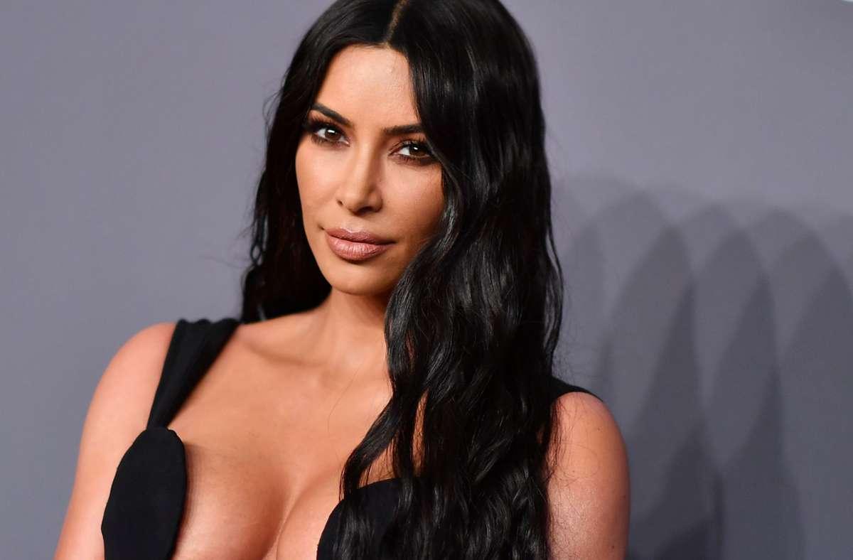 Hat es zur Milliardärin geschafft: Kim Kardashian Foto: