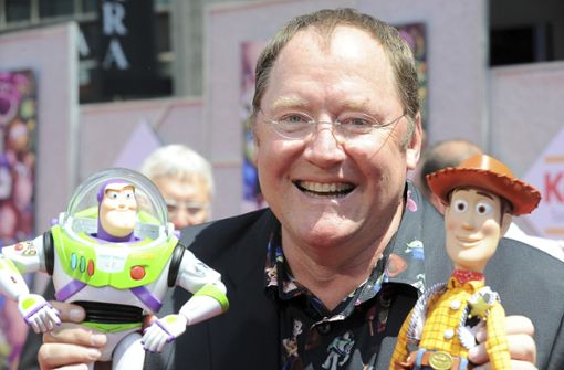 John Lasseter verläßt Pixar und Disney