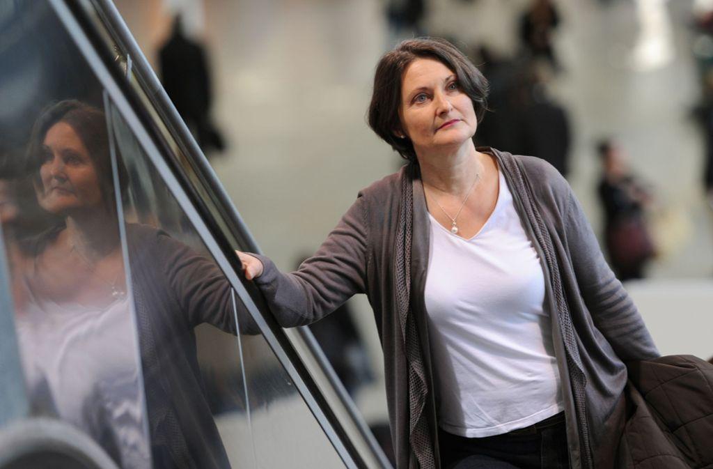 Einst von den Grünen vorgeschlagen: Regierungspräsidentin Bäbel Schäfer Foto: dpa