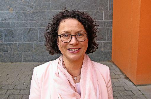 Claudia Bubeck als Rektorin offiziell begrüßt