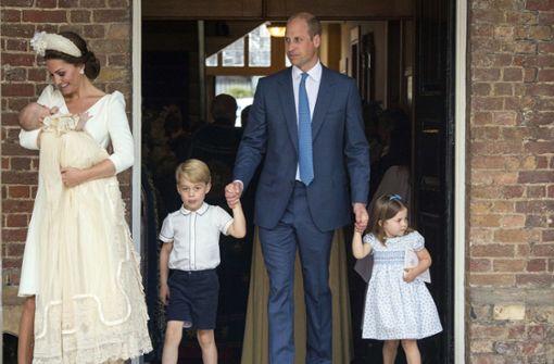 Herzogin Kate baut die Briten auf – mit Bildern aus dem Familienalbum