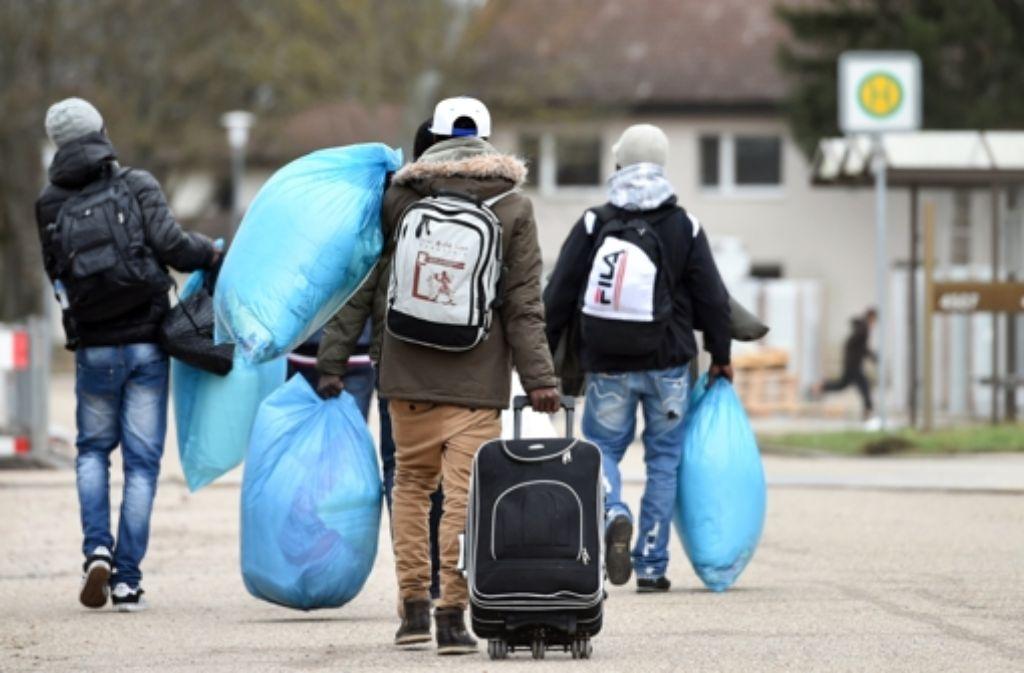 Im Bezirk sollen zusätzliche Flüchtlinge untergebracht werden, dies aber lediglich interimsweise. Foto: dpa