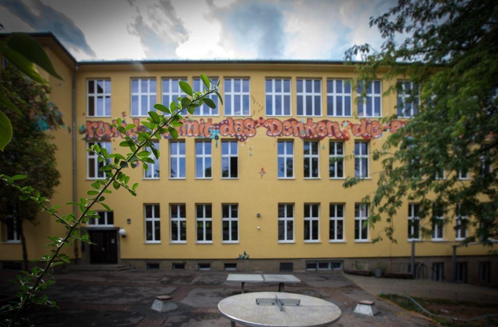 Trotz Widerstand aus der Elternschaft wird die Grundschule Süd künftig im Gebäude der Römerschule untergebracht sein. Foto: Lichtgut/Achim Zweygarth