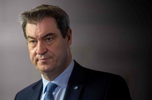 Markus Söder fordert Testpflicht an deutschen Flughäfen