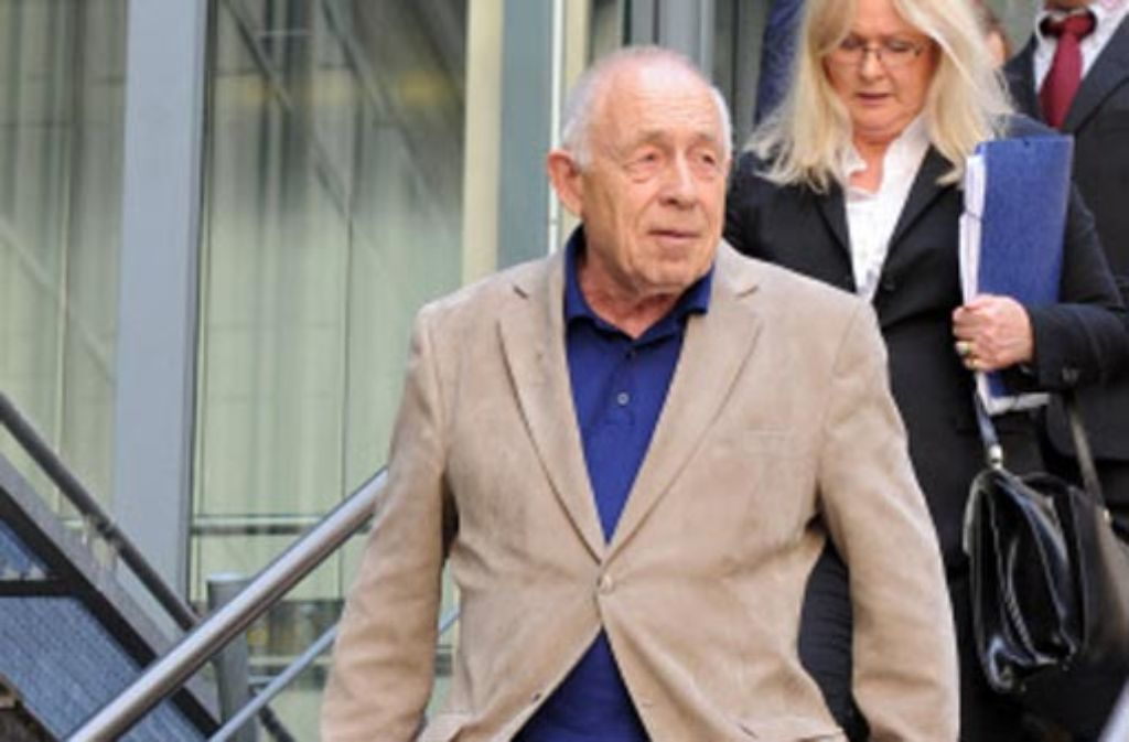 An Heiner Geißler scheiden sich die Geister: Der FDP-Fraktionschef Hans-Ulrich Rülke ist sich nicht mehr sicher, ob er der Sache dient, OB Schuster hingegen schon. Foto: dpa
