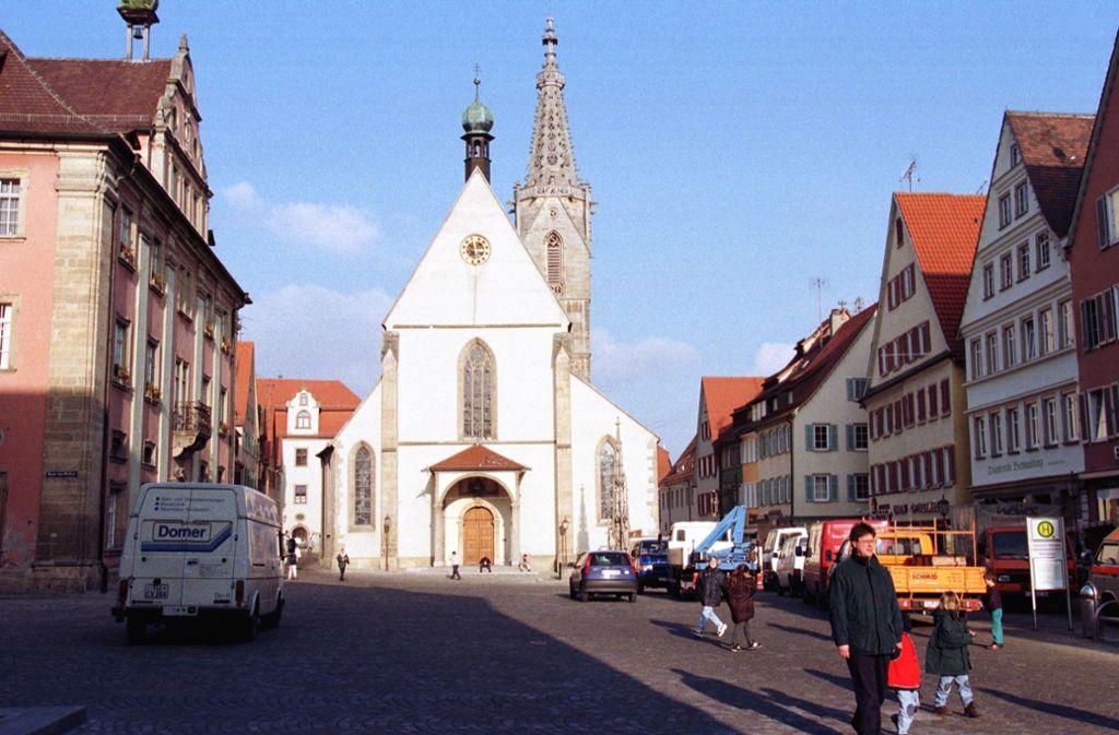 Kann der ländliche Raum, hier Rottenburg am Neckar, die Probleme der Ballungszentren lösen?  Bayern zum Beispiel setzt darauf. Foto: KNA