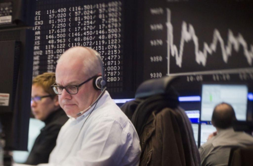 An den Finanzmärkten drohen neue Turbulenzen. Foto: dpa
