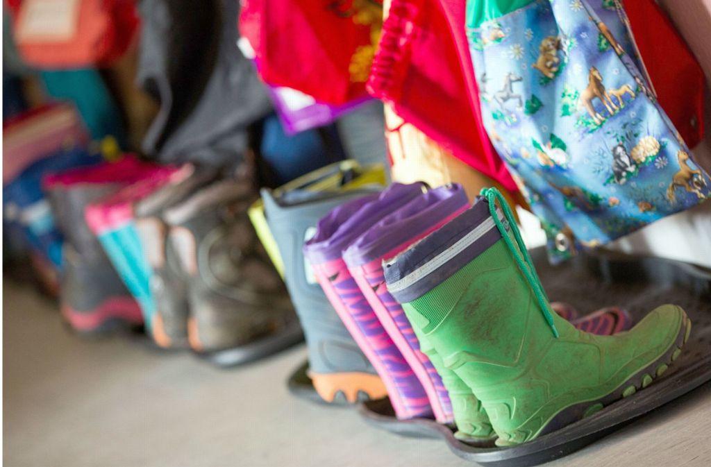 Die Kommunen im Strohgäu erhöhen die Gebühren für die Kinderbetreuung. Foto: dpa-Zentralbild