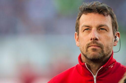 VfB-Coach Weinzierl hat großen Respekt vor Werder